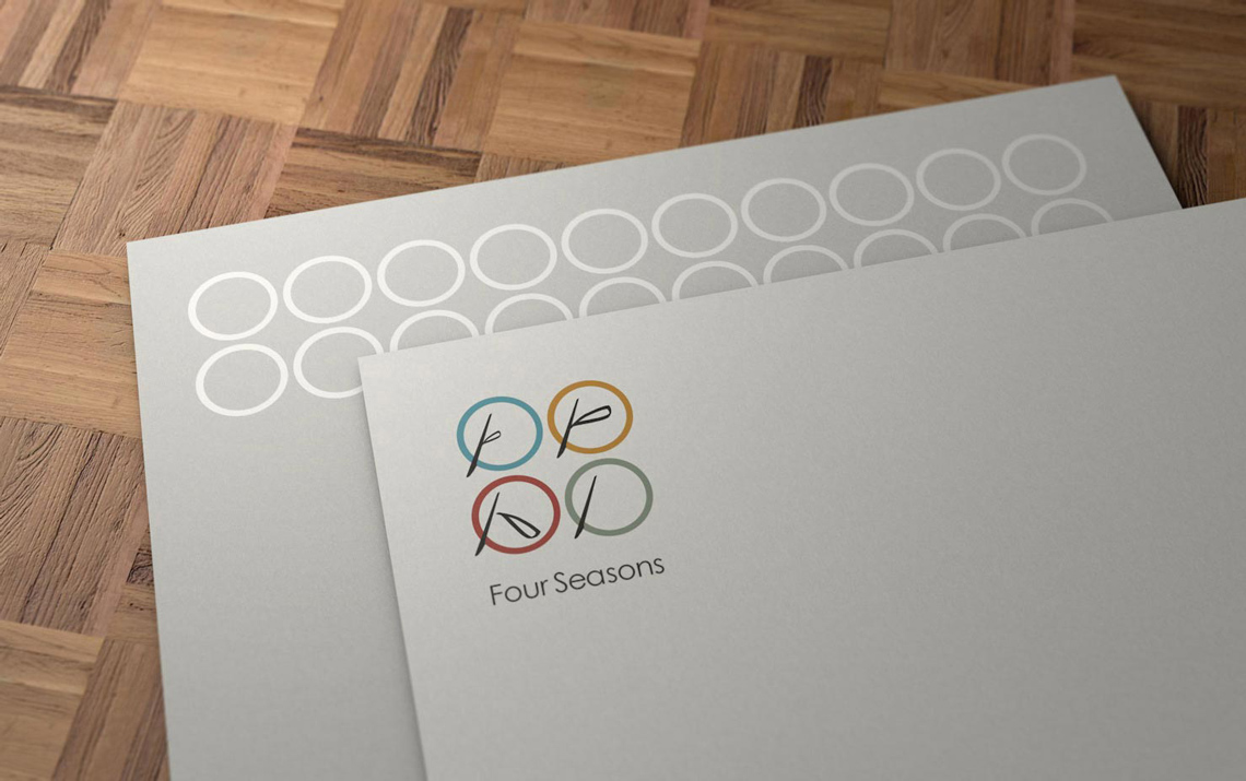 Logo and stationery design for North Leeds based kitchen design company