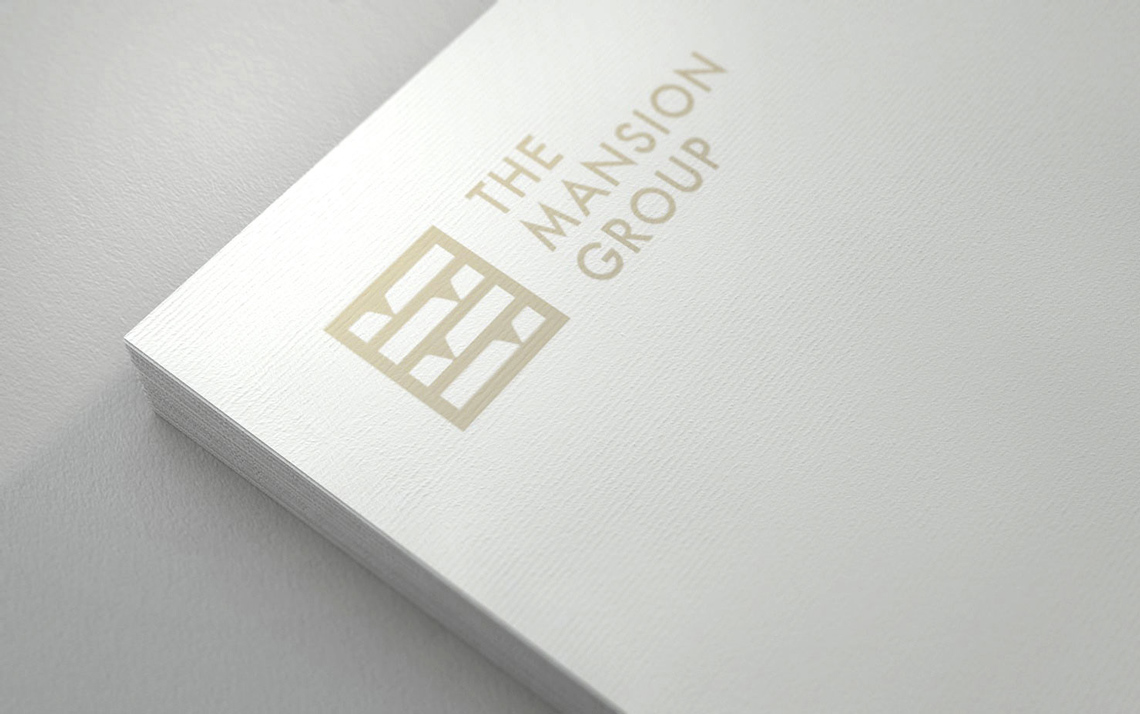 Logo and stationery for Manchester based property company
